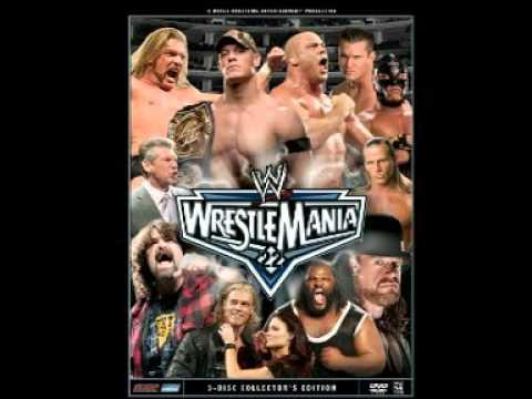 WWE Wrestlemania 22 Theme Peter Gabriel  Big Time