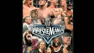 WWE Wrestlemania 22 Theme (Peter Gabriel - Big Time)