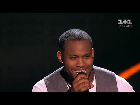 Rigobert Mustelier Duele el corazon - blind Audition – The Voice of Ukraine – season 7