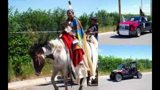 Blackfeet North American Indian Days Parade 2013