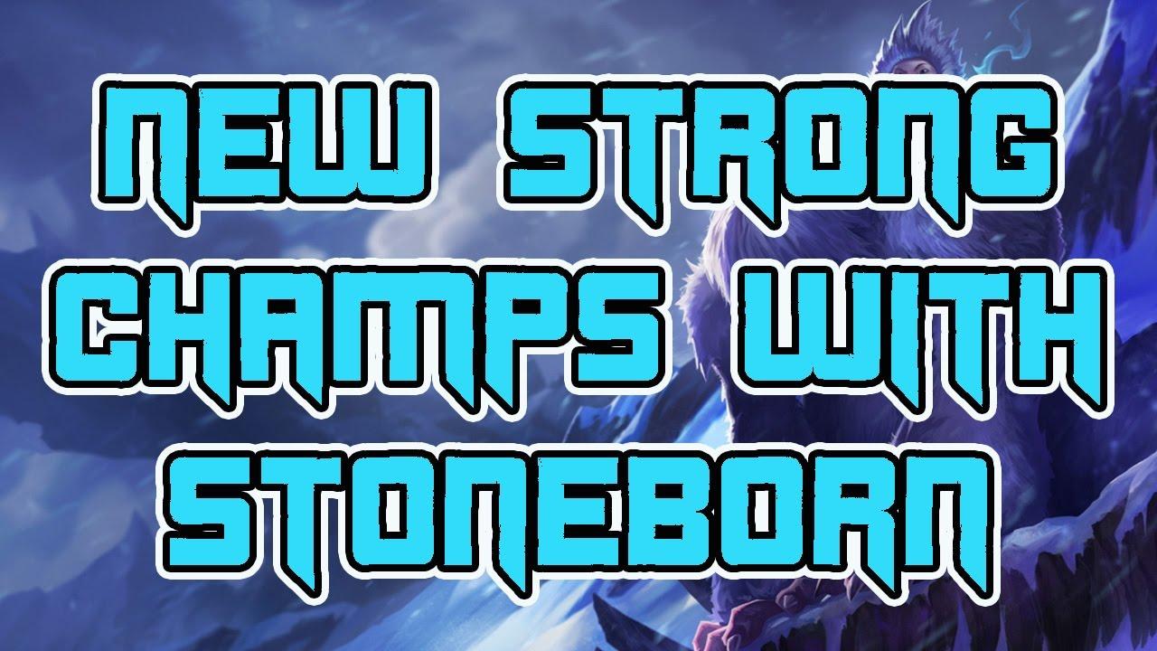 Stoneborn Pact League