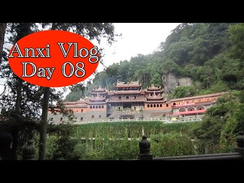 Anxi Vlog Day 08 - Qingshui Yan Temple, Firecrackers, Ancestral Temple