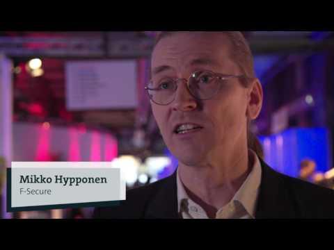 Mikko Hypponen | Interview | hub conference 2016