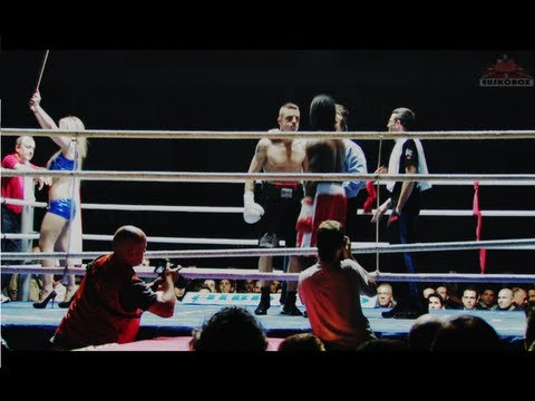 Kerman ¨Revolver¨ Lejarraga Vs Jair Cortes  (Xtreme Fight Festival)