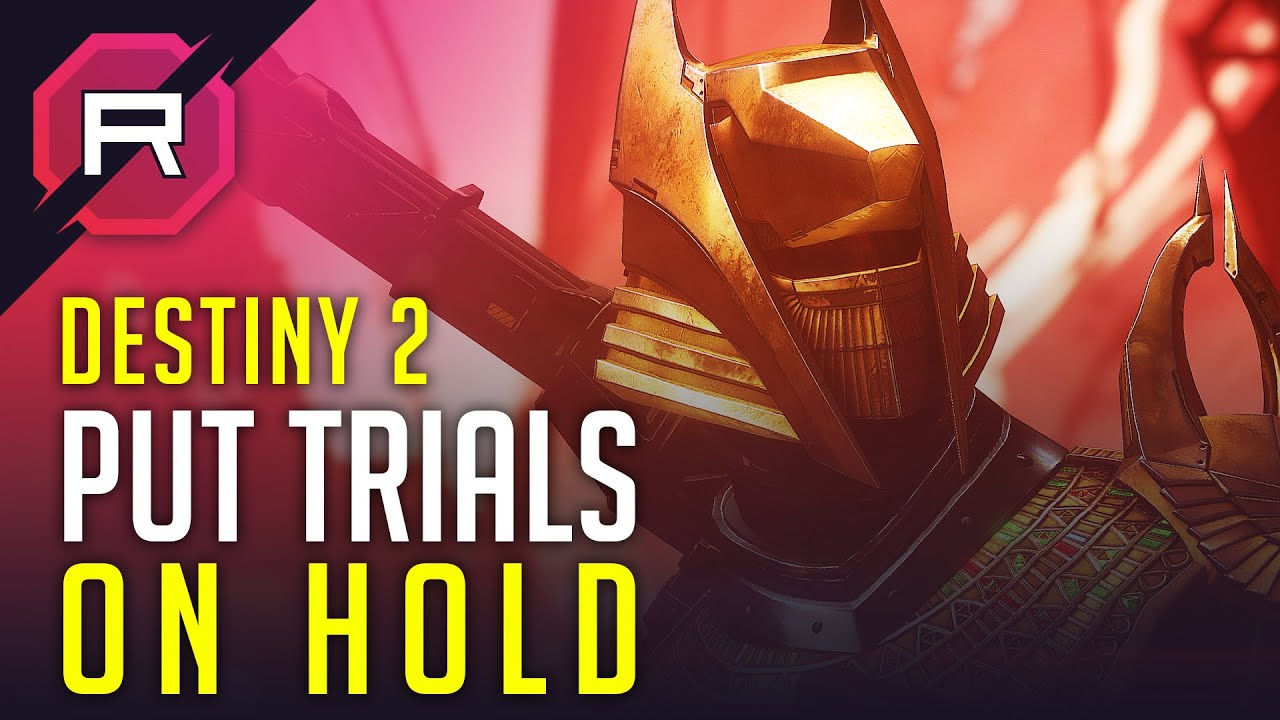Destiny 2 Put Trials on Hold