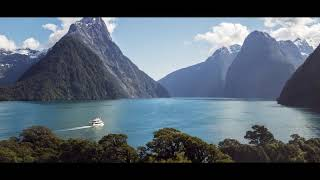 Milford Sound BBQ Bus