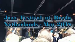 Tuba Skinny at Breda Jazz Festival  l  Netherlands  l  May 2018