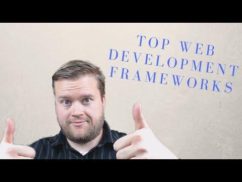 Top 5 Web Development Frameworks in 2018