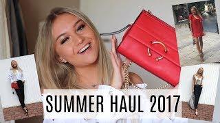 TRY-ON HAUL SUMMER 2017 - Zara, mango,...⎥xapiaxa