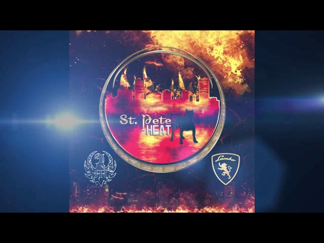 """ST.PETE HEAT- (ISSUES) """"RUGOR RYE"""""""