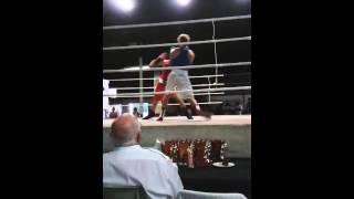 Etienne van Niekerk vs Brandon Thyse