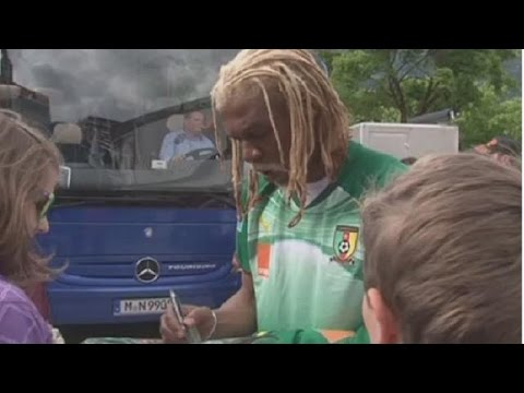 Outpouring of love for sick ex-Cameroonian skipper, Rigobert Song