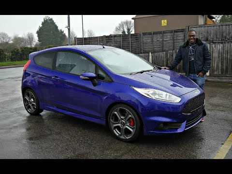 Why You Should Buy A Ford Fiesta ST-3