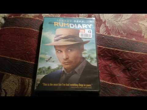 Mandela Effect (The Rum Diaries Or The Rum Diary)