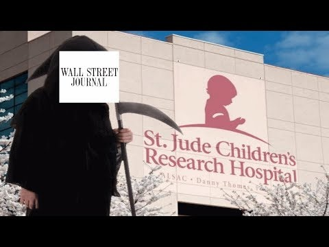 The Wall Street Journal Taking Money Away From Kids With Cancer