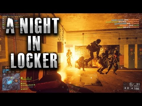 Battlefield 4 A Night in Locker - Lightly Salted