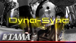 TAMA Dyna-Sync double pedal DEMO