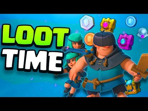 Clash Royale LOOT TIME - Global Tournament Rewards & More!