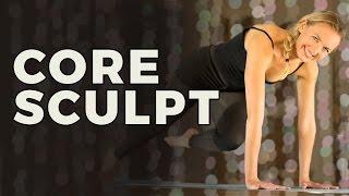 Video Yoga for Core Strength & Flexibility | Abs & Core Workout for Women (Yoga Sculpt Series) download MP3, 3GP, MP4, WEBM, AVI, FLV Maret 2018