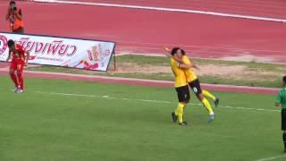 KKFCTV | EURO CAKE LEAGUE PRO 2017 | ขอนแก่น เอฟซี 3-0 อยุธยา เอฟซี