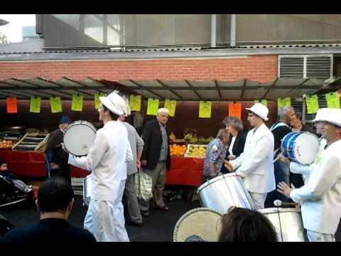 La Fête de la musique sur les marchés Mandon et Somarep