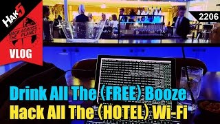 Hacking Hotel WiFi - Hack Across the Planet - Hak5 2206