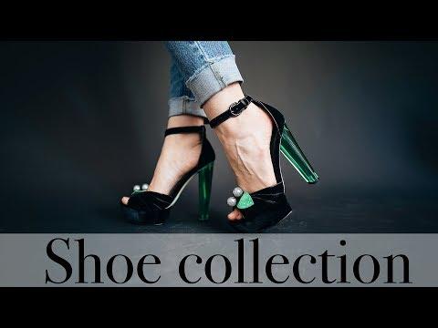 Colectia mea de pantofi 2020 | My shoe collection ❤️