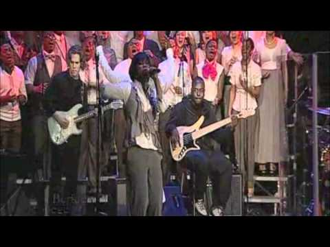 "Marilyn Wright Leads ""Smile by Jonathan Nelson"" With Berklee Gospel Choir"