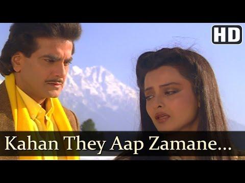 Kahan Se Aap Zamane Ke - Rekha - Jeetendra - Souten Ki Beti - Old Hindi Songs - Lata Mangeshkar