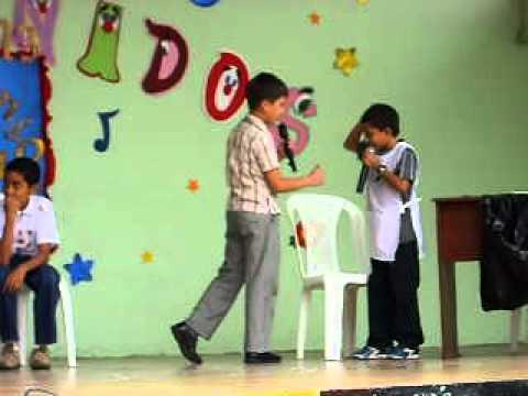 presentación de Luisito Andrade Castro