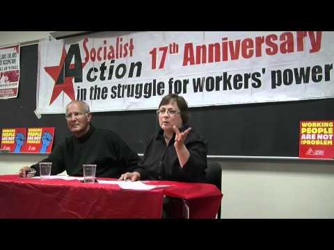 End the Occupations! Socialist Action Socialism 2011 PART 6