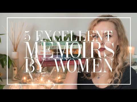 5 Excellent Memoirs by Women | The Book Castle | 2018