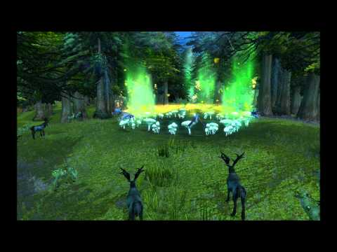 World of Warcraft secrets: Faerie Dragon event in Tirisfal Glades