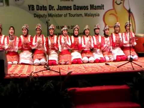 INDONESIAN CULTURAL DANCES