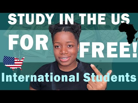 How to Get a HUGE Scholarship to Study in the US as an International Student