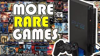 10 More Rare & Expensive PS2 Games | Rarest Playstation 2 Games