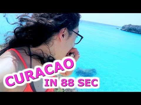 CURACAO ADVENTURE IN 88 SECONDS | ENTERPRISEME TV