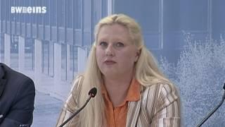 Stephanie Aeffner neue Behindertenbeauftragte