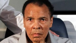 The real reason why Muhammad Ali was punch drunk