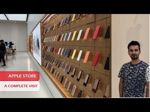 Apple Store Complete Guide