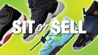 2019 Sneaker Releases: SIT or SELL December (Part 1)
