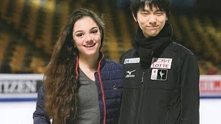 Yuzuru Hanyuu & Evgenia Medvedeva || テイク・ミー セイブ・ミー