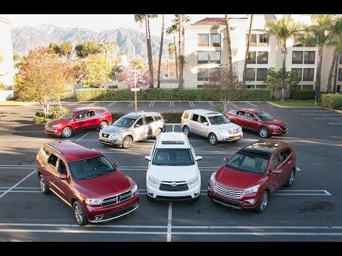 $40,000 3-Row SUV Challenge