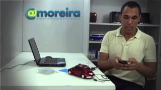 Adaptador bluetooth  USB auxiliar P2  som automotivo viva voz