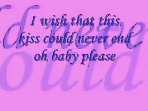 Could i have this kiss enrique iglesias lyrics