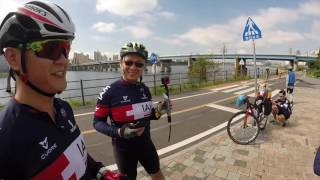 Korea Bicycle Touring 2016 - G Rated