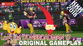 || KKR Cricket game 2018 || - Developers Make For Android |in Hindi.2018