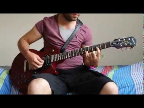 Video Sparks Guitar Lesson Coldplay