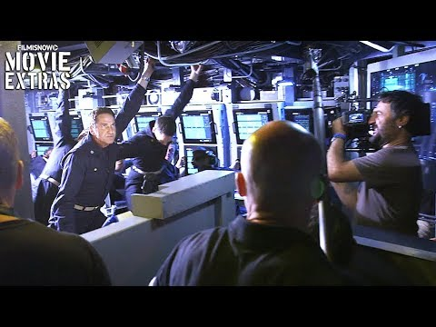 HUNTER KILLER (2018) | Behind the Scenes of War Action Movie