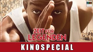 Zeit für Legenden (Race) - Kinospecial I Stephan James I David Kross